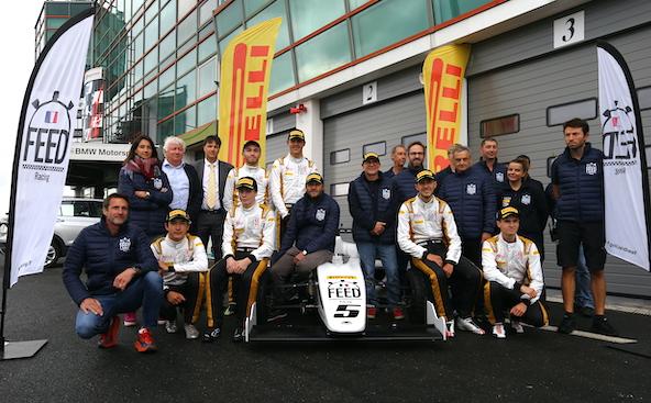 Volant Feed Racing-De Haan s impose pour 2 millièmes face a Vayron-1