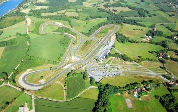 Deux jours d'essais pour préparer le Championnat de France à Pau