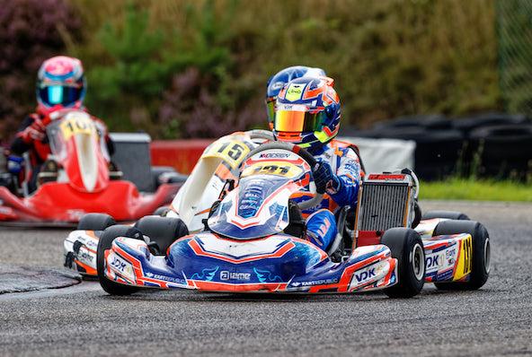 Top-10 pour Clément Outran en X30 Junior