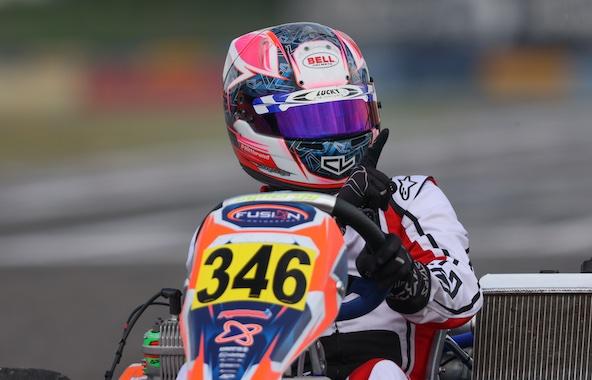 Pedro Hiltbrand l'emporte en X30 Senior