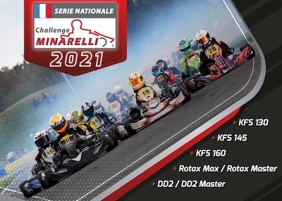KFS: Retour sur le Défi France avant le début du Trophée Minarelli 2021