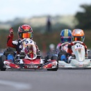 Minime: Thomas Pradier vainqueur d'une superbe épreuve