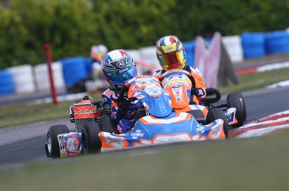 St Amand / Cadet: Carnejac out, Dauvergne remporte le 1er round