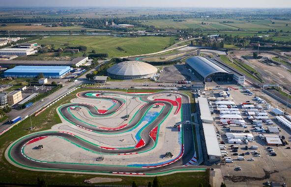 Adria en 2020 (Photo FIA Karting / KSP Reportages)