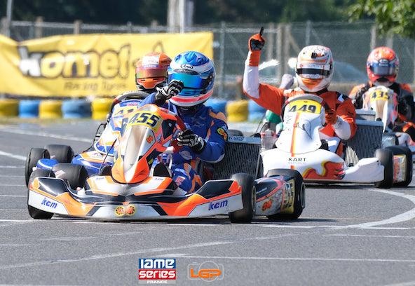 Maxime Bidard, 1er en X30 Master