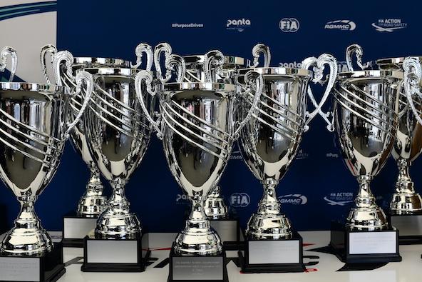 Milell et Tony Kart Champions du Monde KZ Travisanutto gagne en KZ2-22