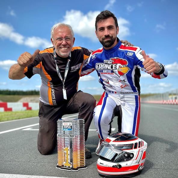 Bravo Paul Louveau et Didier Durand