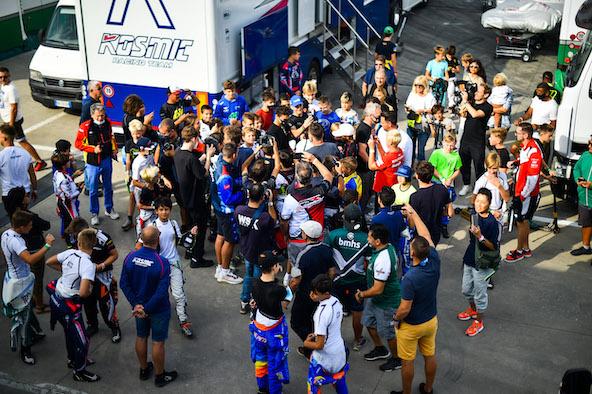 Suivez en live le final de la WSK Open Cup à Adria