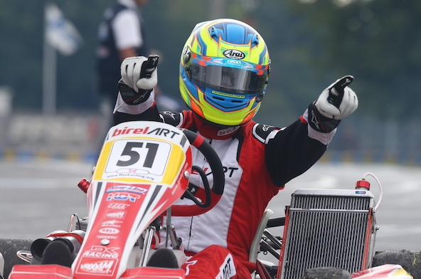 Varennes KZ2 Master-Paul David couronne pour un point face a Fiault-1