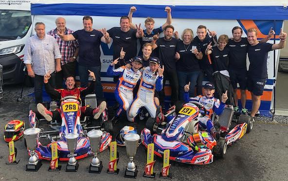 Superbe week-end pour le team VDK Racing !