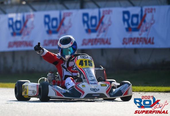 Victoire polonaise en Shifter Rok