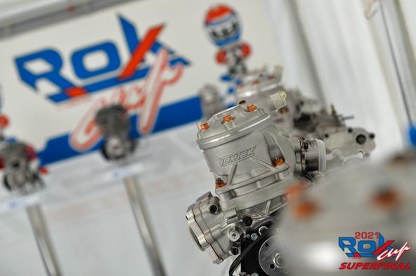 Une gamme complète de moteur du Mini au Shifter à la Rok Cup